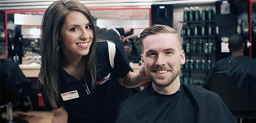 Sport Clips Haircuts of Sparks - Legends Outlets​ stylist hair cut